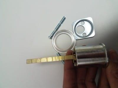 rim cylinder lock parts